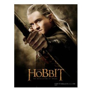 Poster 1 del carácter de Legolas Postales