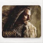 Poster 1 del carácter de Thorin Tapetes De Ratón