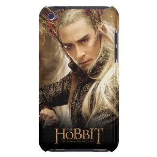 Poster 1 del carácter de Thranduil Case-Mate iPod Touch Carcasa