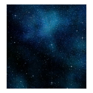 Poster 1 del espacio profundo póster