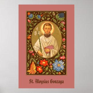Poster #1 del St. Aloysius Gonzaga (P.M. 01)
