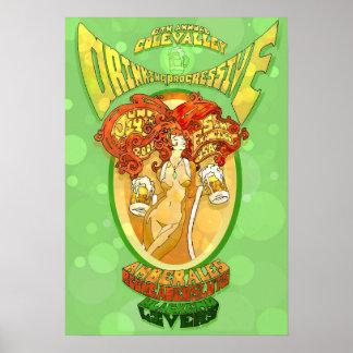 Poster 2008 de Fillmore