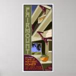 Poster 2008 del viaje del hogar de Fairmount