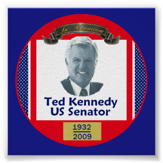 Poster 2009 de Ted Kennedy