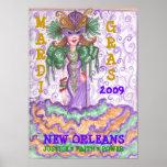 Poster 2009 del carnaval