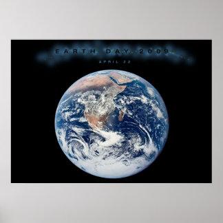 POSTER 2009 del Día de la Tierra