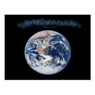 POSTER 2009 del Día de la Tierra Postales
