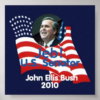 Poster 2010 de Jeb Bush