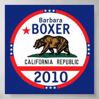 Poster 2010 del boxeador
