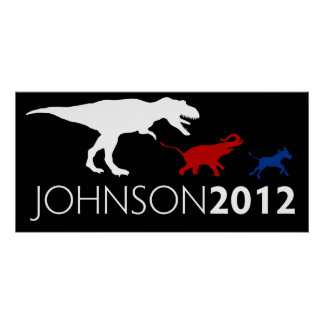 Poster 2012 de Johnson