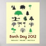 Poster 2012 del Día de la Tierra