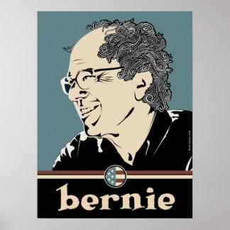 Poster 2016 de las chorreadoras de Bernie