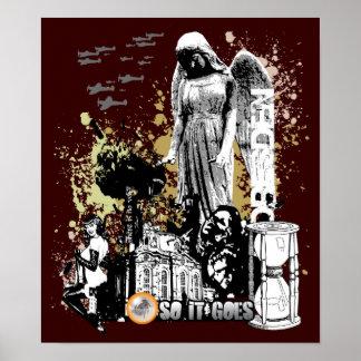 Poster $24,95 del arte del matadero
