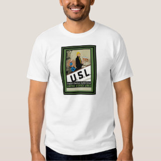Poster 29 del viaje del vintage camisas