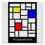 Poster 2 de Neoplasticism