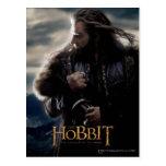 Poster 2 del carácter de Thorin Postales