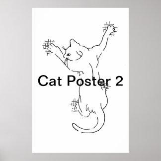 Poster 2 del gato
