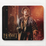 Poster 3 del carácter de Bilbo Alfombrillas De Ratones