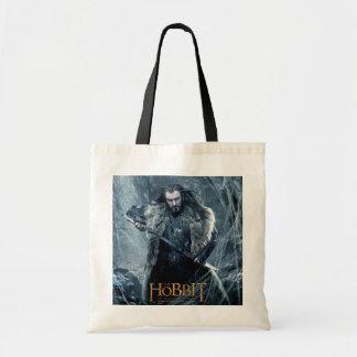 Poster 3 del carácter de Thorin Bolsas De Mano