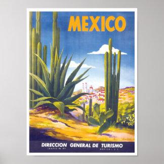 Poster 3 del viaje de México