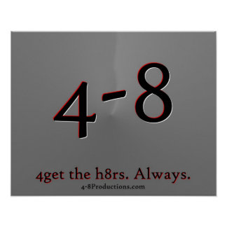 "poster ""4-8"""