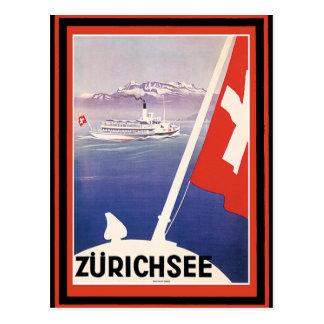 Poster 51 del viaje del vintage tarjetas postales