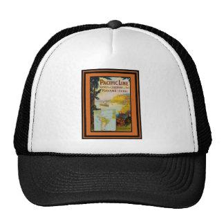 Poster 52 del viaje del vintage gorras de camionero