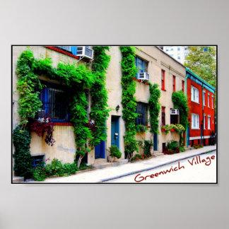 Poster 5 - Greenwich Village