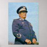 Poster A3 - Marshall Tito