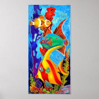 ¡Poster a pescado