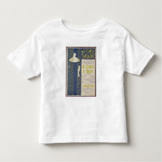 Poster advertising A Comedy of Sighs Toddler T-shirt