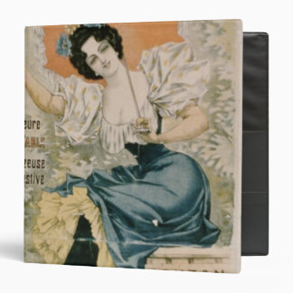 Poster advertising 'Brault Natural Mineral Water f 3 Ring Binder