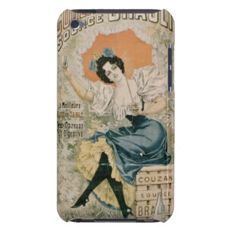 Poster advertising 'Brault Natural Mineral Water f Barely There iPod Case