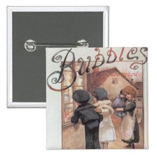 Poster advertising 'Bubbles' magazine Button