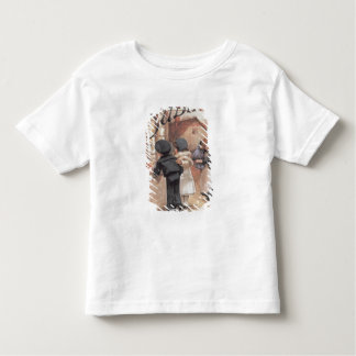 Poster advertising 'Bubbles' magazine Toddler T-shirt