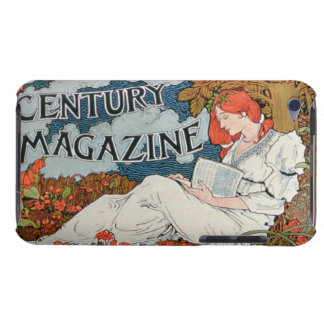 Poster advertising 'Century Magazine', Midsummer H Case-Mate iPod Touch Case