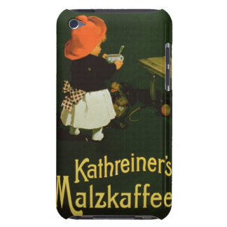 Poster advertising for 'Kathreiner's Malt Coffee' Barely There iPod Cases