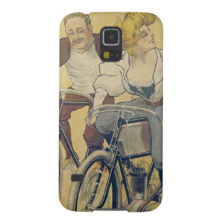 Poster advertising Gladiator bicycles Galaxy S5 Case
