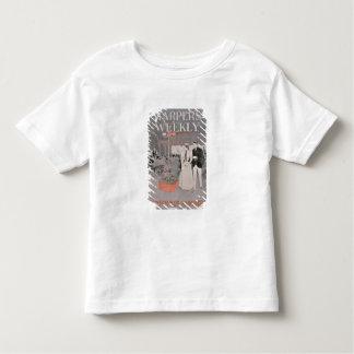 Poster advertising 'Harper's Weekly', Midsummer Nu Toddler T-shirt