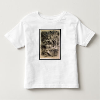 Poster advertising 'Lakme' Tee Shirt