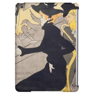 Poster advertising 'Le Divan Japonais', 1892 2 iPad Air Cover