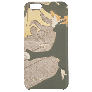 Poster advertising 'Le Divan Japonais', 1892 Clear iPhone 6 Plus Case