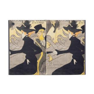 Poster advertising 'Le Divan Japonais', 1892 iPad Mini Cover