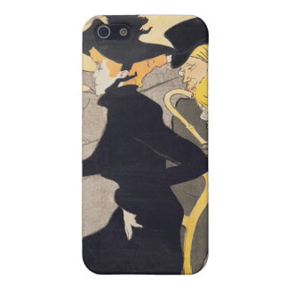 Poster advertising 'Le Divan Japonais', 1892 iPhone SE/5/5s Cover
