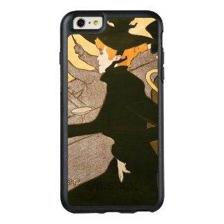 Poster advertising 'Le Divan Japonais', 1892 OtterBox iPhone 6/6s Plus Case