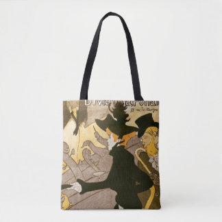 Poster advertising 'Le Divan Japonais', 1892 Tote Bag