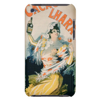 Poster advertising 'Lhara Creme de Cacao', Digon ( iPod Touch Cases