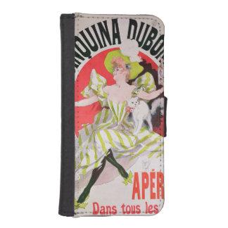 Poster advertising Quinquina Dubonnet' iPhone SE/5/5s Wallet Case