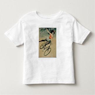 Poster advertising 'Societe La Francaise', Paris ( Toddler T-shirt