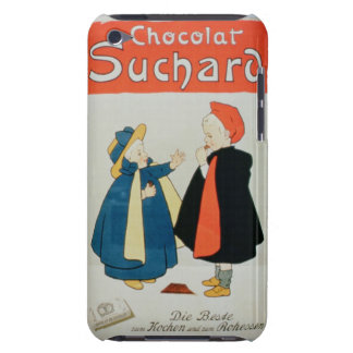 Poster advertising 'Suchard Chocolate' (colour lit iPod Touch Case